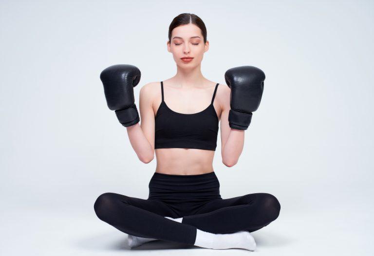 Warum Boxen und Meditation so gut miteinander harmonieren...